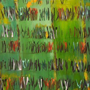 im weinberg | 2015 | 60 x 60cm (verkauft)