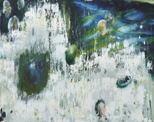 hole in the water | 100 x 80cm | 2012